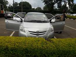 Toyota Belta in pristine condition