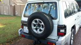 Pajero for sale.