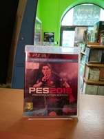 PES 18 For Ps3