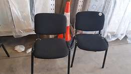 Back visitor chairs