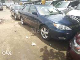 2005 Blue Automatic Toyota Camry for sale