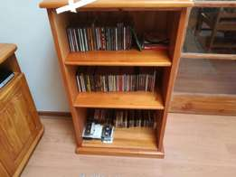 Music cds and movies dvds plus cassetes