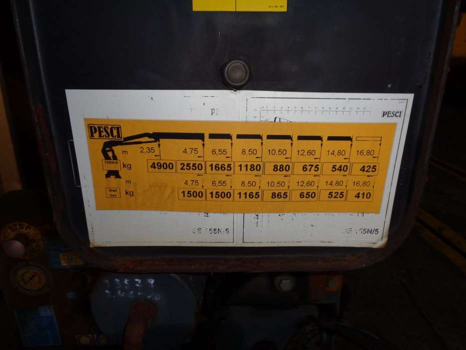 Pesci  Pesci SE155N + 7X  EXTENDABLE + 15000 KG - 2002 - image 8