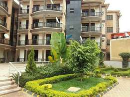 Stunning 2 bedroom 2 baths apartment for rent in Rubaga at 1.2m