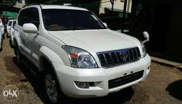 Toyota Prado 4wd,Mint condition,one owner,most loaded.