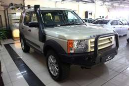 2006 Land Rover Discovery 3 V8 Hse At