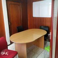 Nairobi cbd office at 13,500ksh,fully furnished only 1 rent required.