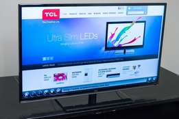 40 inch TCL smart tv