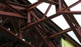 Steel Roofing trusses