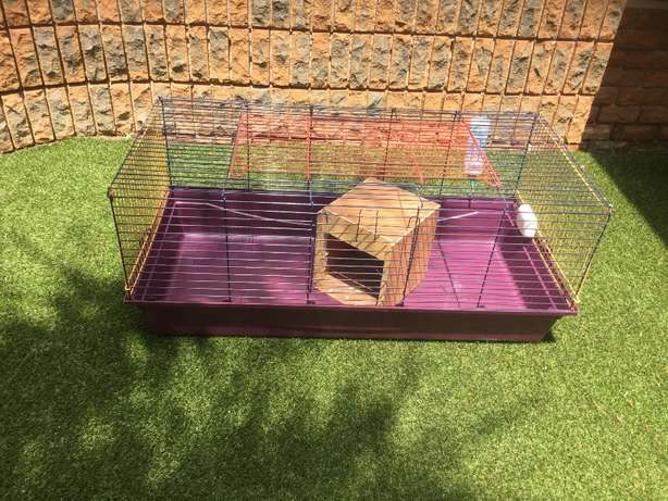 Large cage for small animals Pretoria East - image 1
