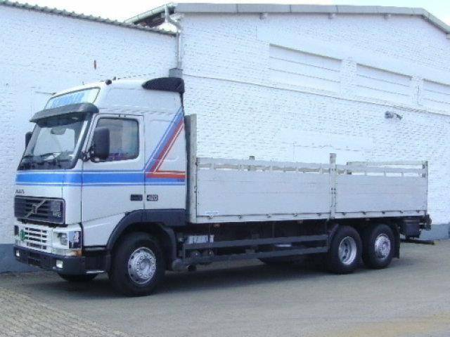 Andere FH New 12 420 6x2 FH New 12 420 6x2 Standheizung - 2001