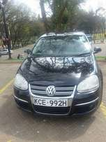Black volkswagen jetta 2008 model diesel engine