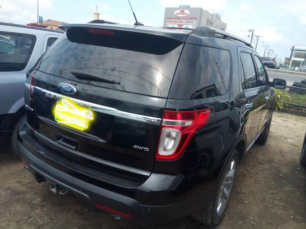 Reg 014 Ford Explorer Limited Edition Lagos - image 1