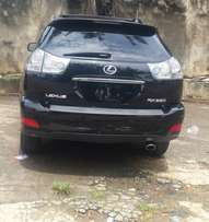 Tokunbo American Used 2005 Lexus RX 330, Bluetooth, Perfect Engine
