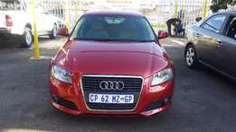 2010 Maroon Audi A3 1,8T for sale