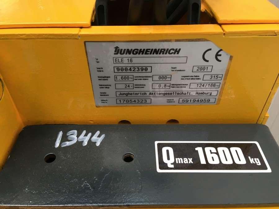 Jungheinrich ELE16 - image 8