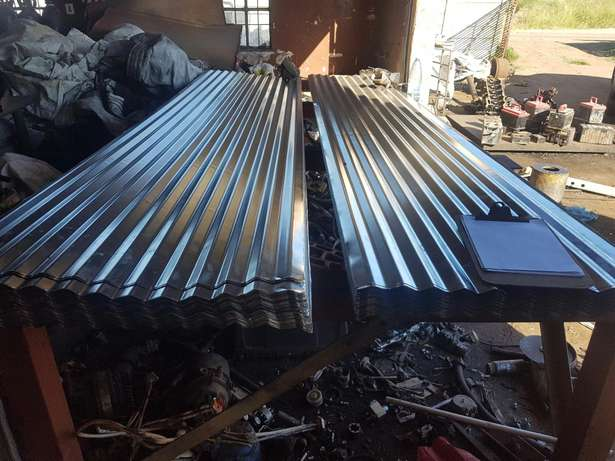Corrugated Iron for Sale Louis Trichardt - image 1