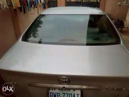 Clean Nigeria used 2003 Camry 2.4