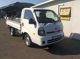 2014 Kia K 2500 Single Cab Bakkie