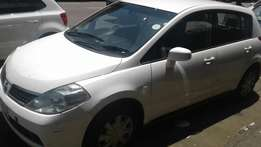 2006 Nissan tiida 1.6 for sale