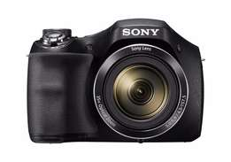Sony Cyber-shot H300 Point and Shoot Digital camera (Black)