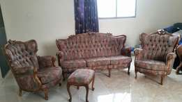 A set of Home used Antique furniture