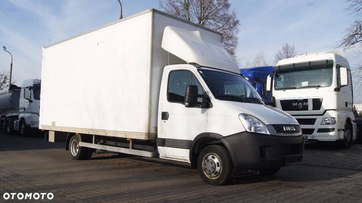 Iveco DAILY 50C14 - 2010
