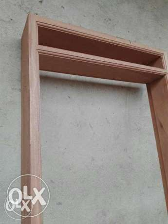 Varnished Mahogany door frame 4 x 2 Bamburi - image 1