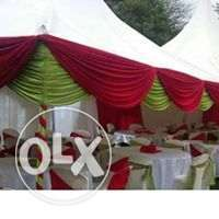 our best tents,tables,chairs and decor for hie