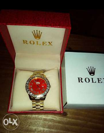 Gold Plated Rolex Oyster Stoned Ilorin West - image 1