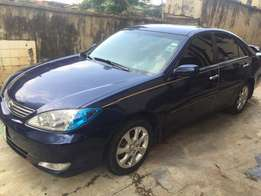 05 XLE Toyota Camry Used