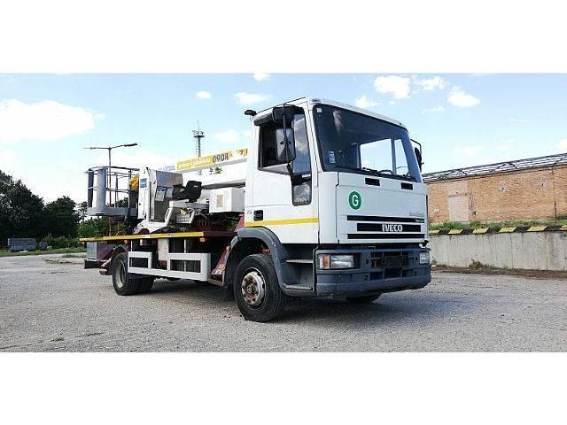 Iveco Euro Cargo OilSteel Snake 2816 - 28 m - 200 kg - 2002