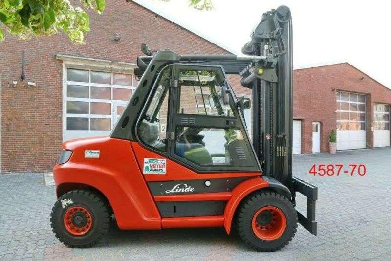 Linde H 80 D 900 - 2012 - image 5