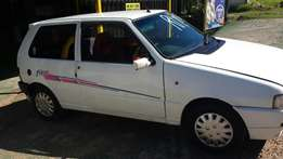 Fiat uno 1995 model for sale