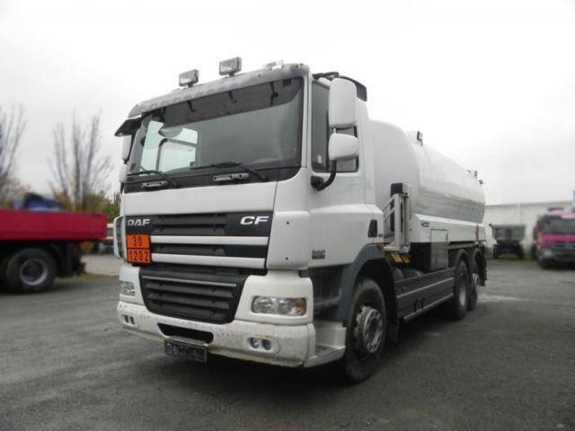 DAF CF 85.360 Tankwagen Willig Oben+Untenbef. - 2007