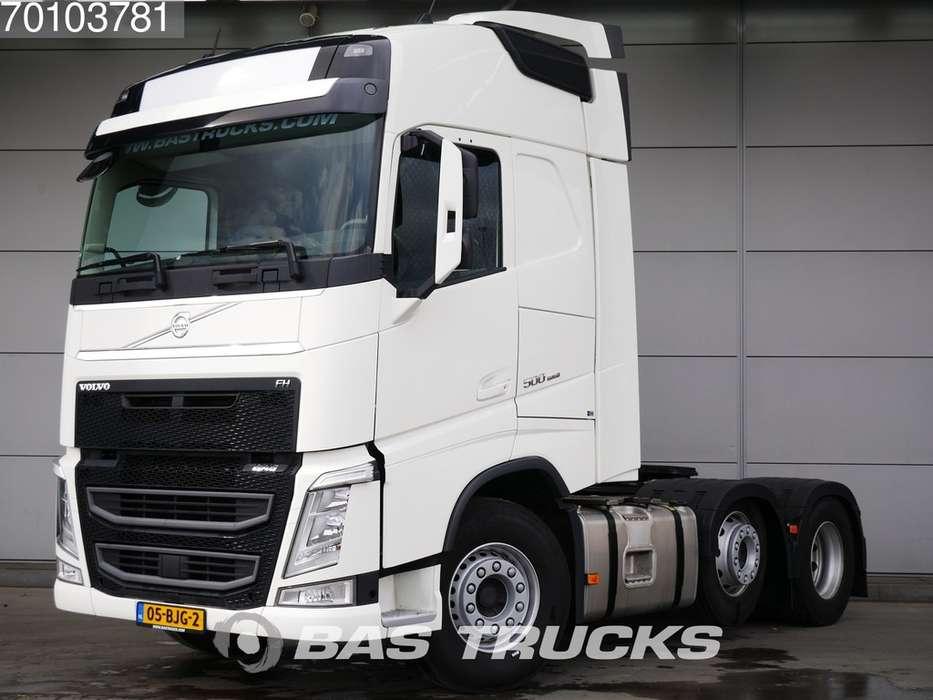 Volvo FH 500 6X2 VEB+ Liftachse Euro 6 - 2017