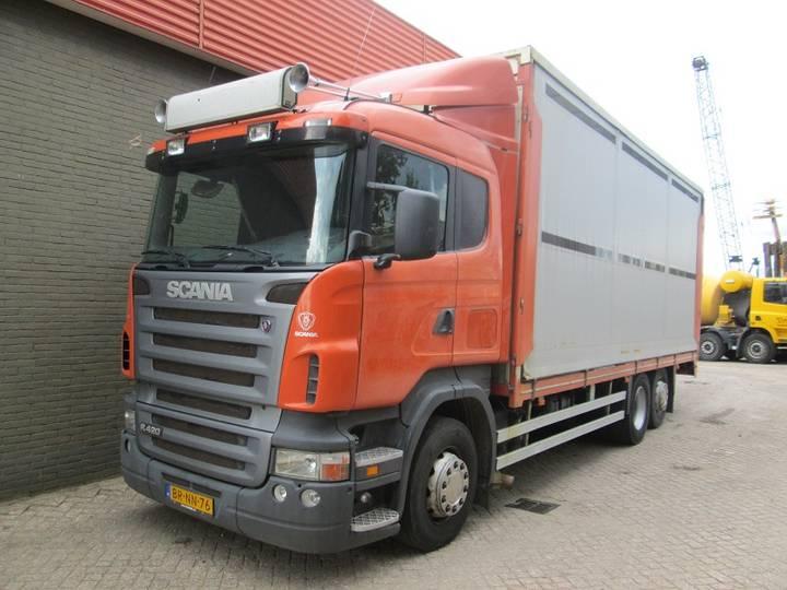 Scania R 420 LB 6X2*4 MNA - 2005