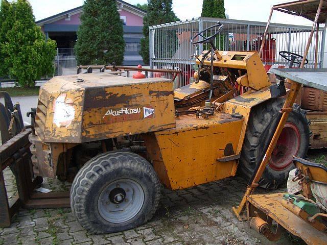 Fendt DFG 3500 G - 1981