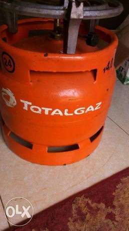 6kg Total gas cylinder with all accessories Mukono - image 2