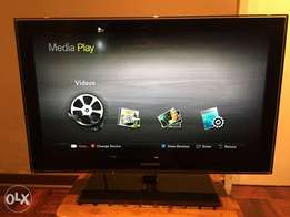 Samsung 32 inch Led Tv with internet connectivity