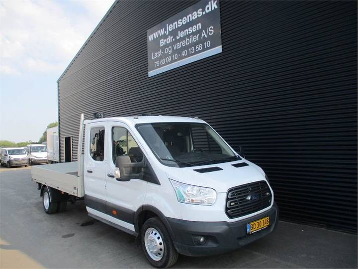 Ford Transit 350 L4 Chassis - 2015