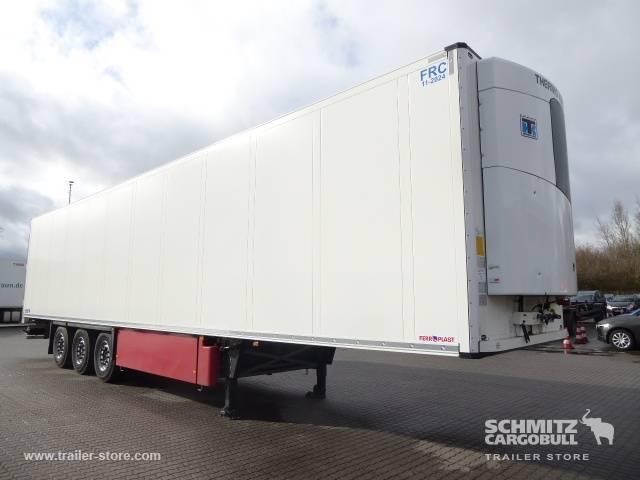Schmitz Cargobull Tiefkühler Multitemp Doppelstock Trennwand - 2018