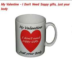 Your valentines Gifts customised Mugs with your loved ones image