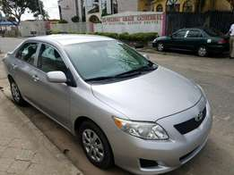 Toyota Corolla 2011 Toks lagos cleared full duty PAID