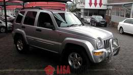 2004 Jeep Cherokee 3.7 Limited