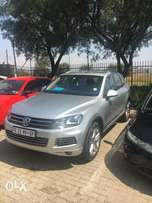 VW Touareg V8 TDI For Sale