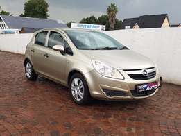 2010 opel corsa 1.4 essentia,very low kilos only 141000 kms