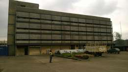 Industrial Premises with warehouse and office complex at Ilupeju