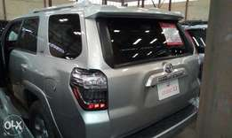 Sharpest!!! Toyota 4Runner 2014 model