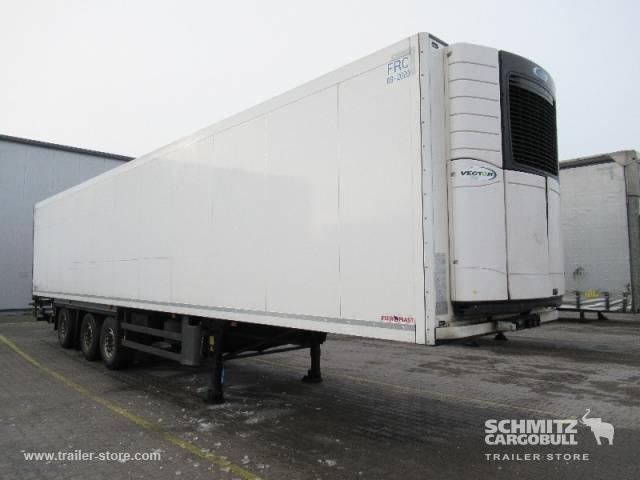 Schmitz Cargobull Tiefkühler Multitemp Ladebordwand - 2014